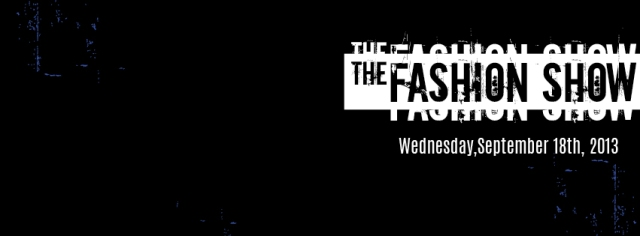 The Fashion Show Facebook Banner